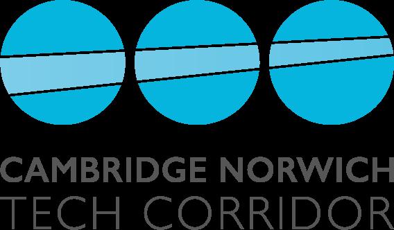 Cambridge Norwich Tech Corridor Logo